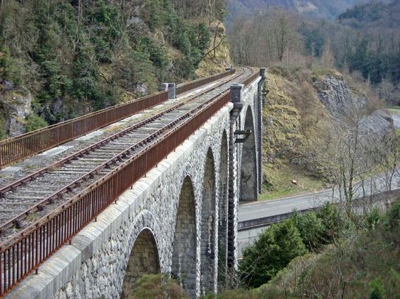 Viaduc de l'Escot